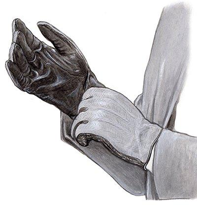 男性にプレゼントしたい「おしゃれな手袋」