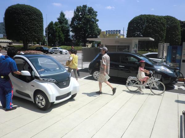 「さいたま市+ホンダ」が日本国内初の試み <br />市民の意見主導で量産車を作り上げる方法