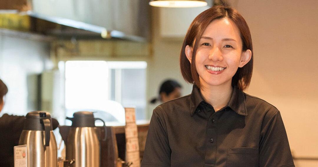 佰食屋代表の中村朱美さん