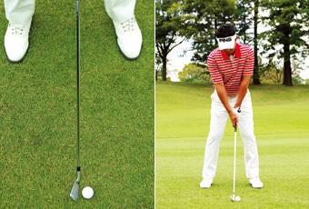 【第23回】アマチュアゴルファーのお悩み解決セミナー<br />Lesson23「短いクラブほどボールの位置はセンター寄りになる」