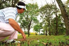 【第39回】アマチュアゴルファーのお悩み解決セミナー<br />Lesson39「林での空間の見つけ方とダフらない打ち方」