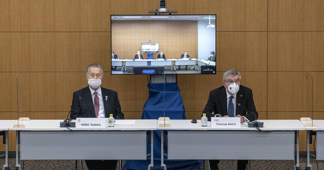 バッハ会長来日はIOCにとって屈辱的だった!?日本との力関係に変化