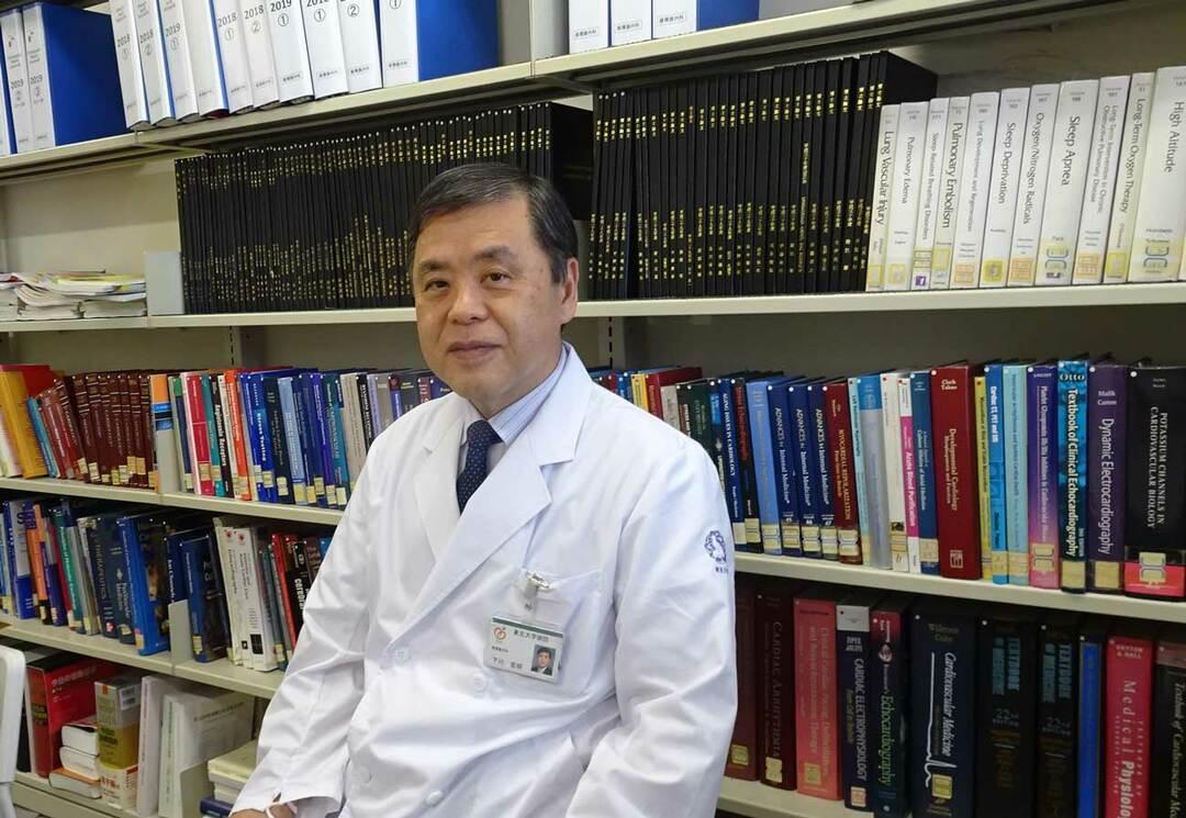 下川宏明東北大学教授