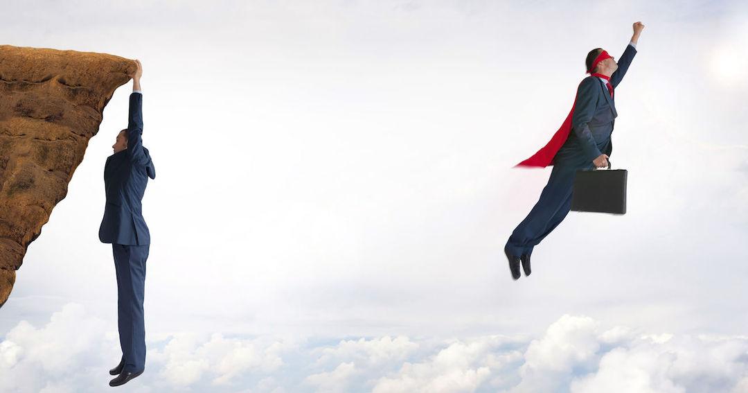 ピンチをチャンスに変える経営者と、ピンチで没落する経営者の明確な違い