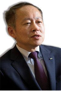 メルシャン社長 横山 清<br />ワイン市場は拡大の余地あり<br />3年でシェア20%を目指す