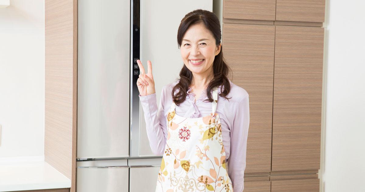 冷蔵庫がスッキリしている家庭は約6万円分、お金が増える理由