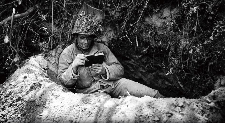米兵たちはなぜ1億4000万冊の本と共に戦場へ出たのか