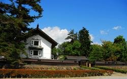 「河北町」にある紅花資料館