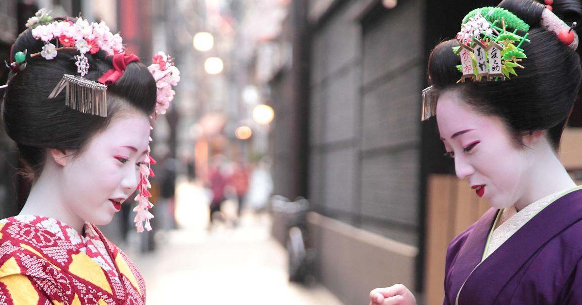 祇園は、挨拶に始まり挨拶に終わる