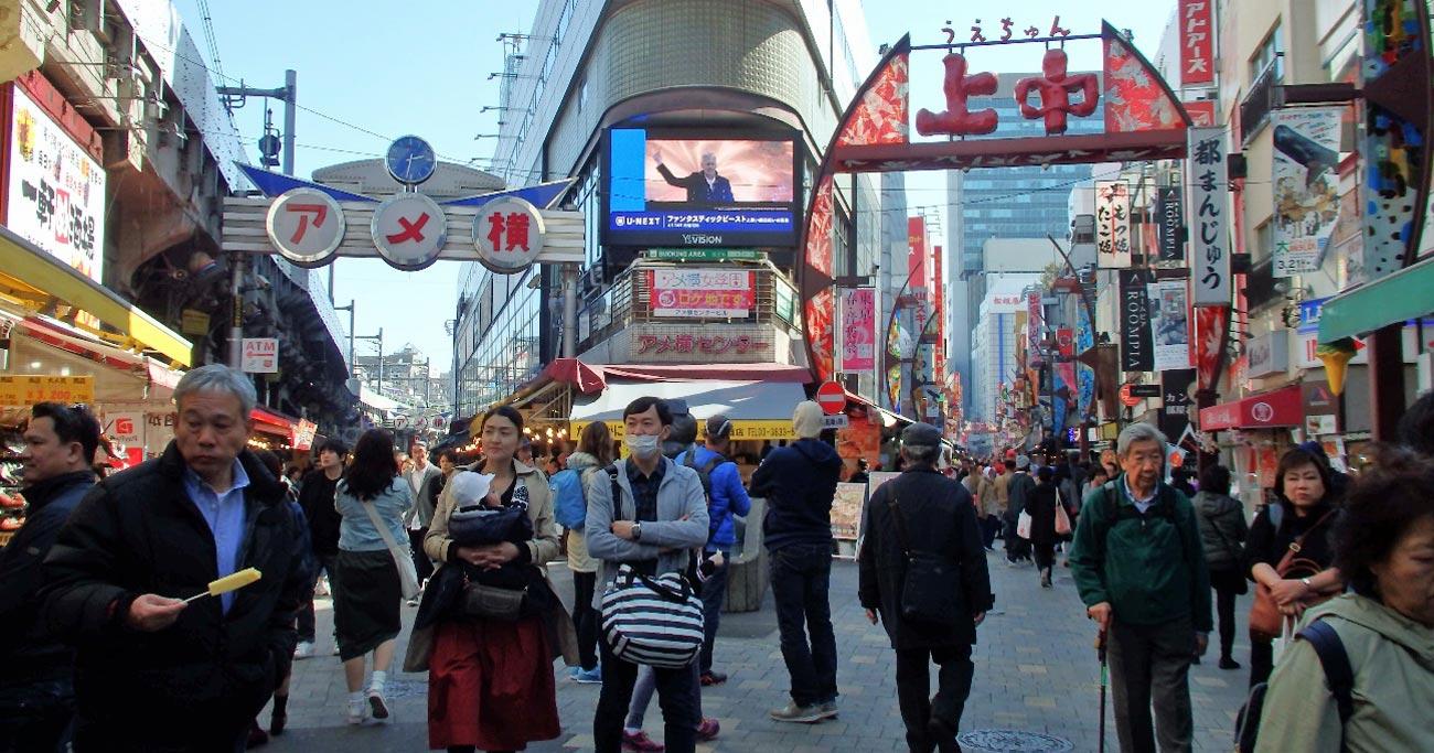 アメ横の苦悩、アジアングルメ店が「営業マナー」で地元と軋轢