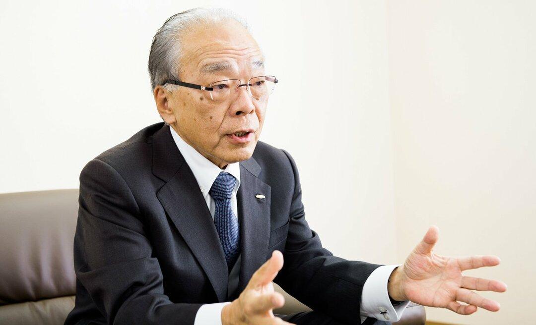 飯村幸生・東芝機械CEO