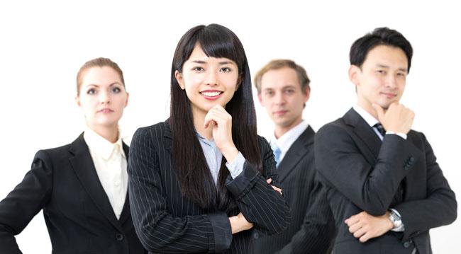在日中国人が就く職業は多様化している