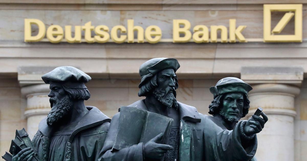 「ドイツ銀ショック」の懸念、リーマンショックの再来となるか