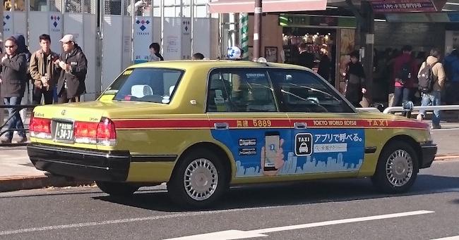 同業他社は顧客になると気づいたタクシー日本交通の慧眼