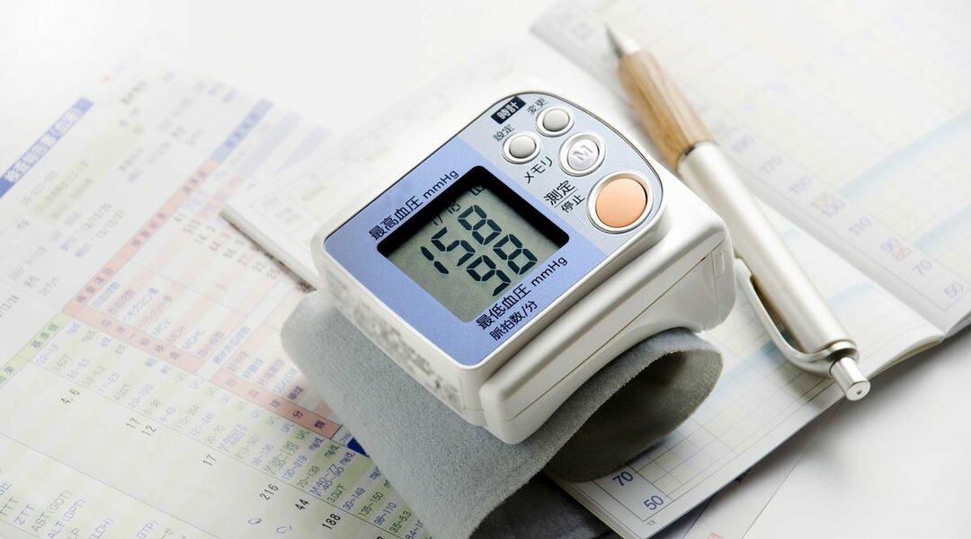 「末梢血管」を鍛えると、血圧がみるみる下がる!