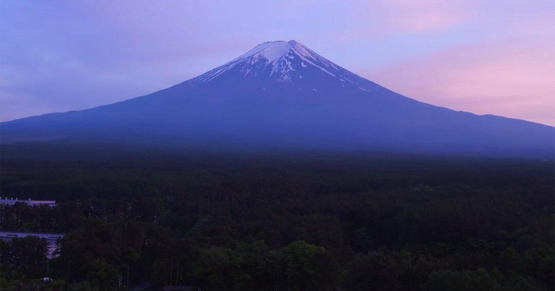 富士山北の登山起点・北口本宮冨士浅間神社