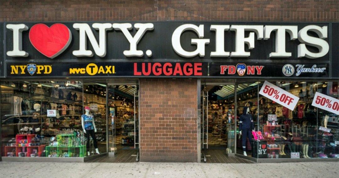 ニューヨークのお土産&ショップ40選