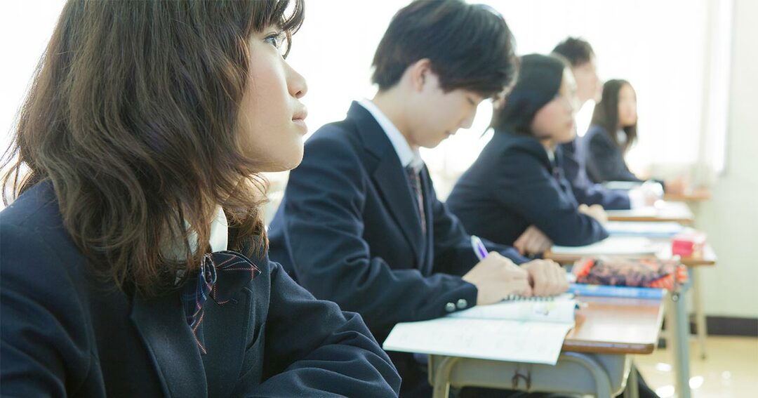 授業中の様子