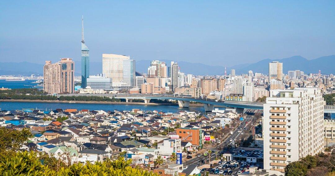 福岡,住み続けたい