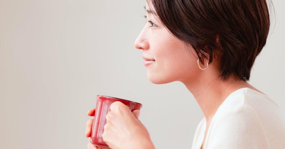 コーヒー・緑茶が血管年齢を若返らせる?