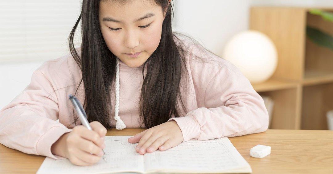 【中学受験必勝ノート術】<br />正しいノートの書き方を知らない子は、<br />6年生になると成績が急降下する!