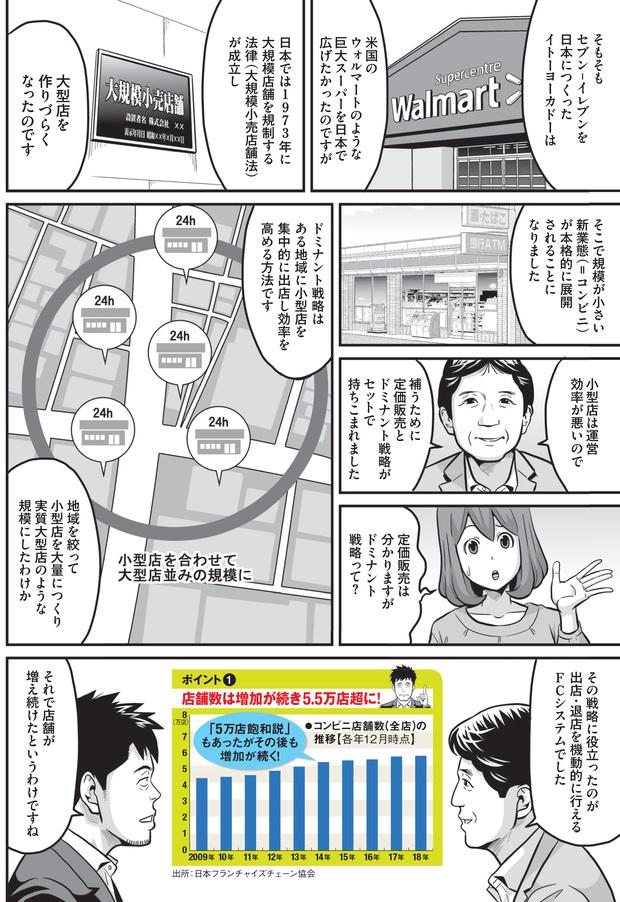 コンビニの灯りが日本の夜から消える日(4)