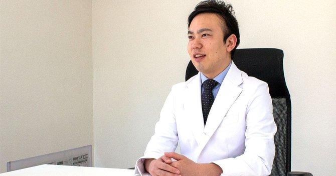 AnyTech代表取締役の島本佳紀氏 Photo by Wakako Mukohata
