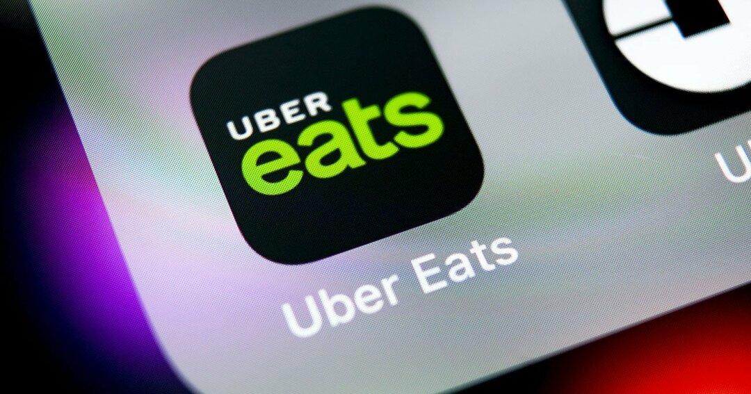 """Uber Eatsのしくみ""を「1枚の図」にしてみた!"