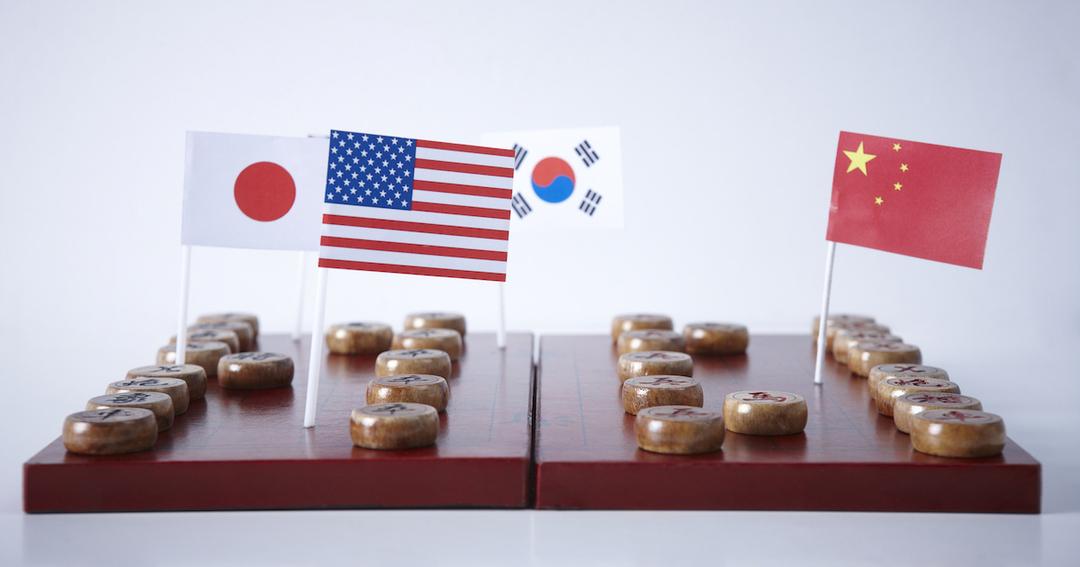 中国の報復と対米貿易戦争で、在中外資企業が巻き添えに