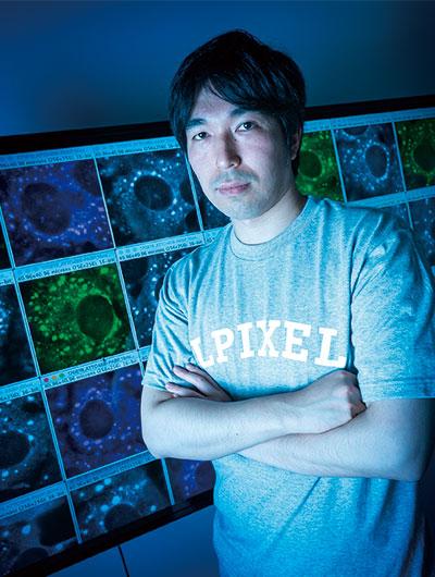 細胞の画像をAIで解析するサービス、若き「二刀流」研究者が開発