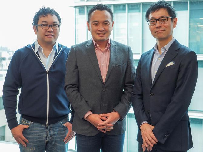 左からグロービス代表パートナーの高宮慎一氏、今野穣氏、仮屋薗聡一氏