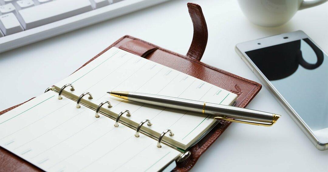 来年こそ紙の手帳を卒業すべき<br />たった1つの理由