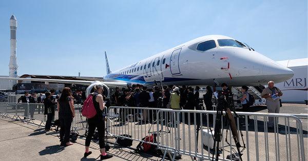 三菱重工業のMRJが債務超過、国産初のジェット旅客機は実現できるか