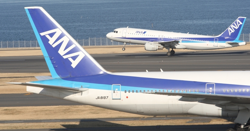 ANAは名前で損をしている?世界へ羽ばたく「ニッポン」の航空会社
