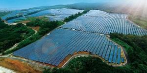 カナディアン・ソーラー・インフラ投資法人の「CS益城町発電所」