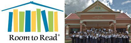 NGO「Room to Read」