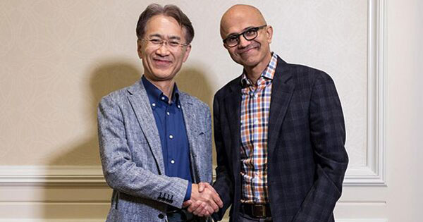 ソニーとマイクロソフトのゲーム提携、真の狙いは「株価対策」