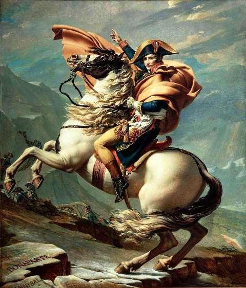 現代の政治家顔負け! ナポレオンのイメージ戦略