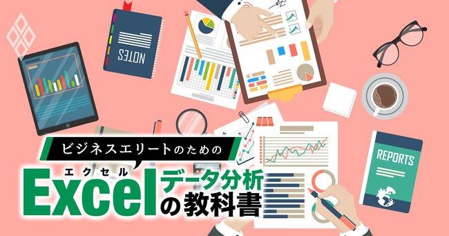Excel超初心者でも基本関数で営業戦略を練れる!SUMIF、COUNTIF…