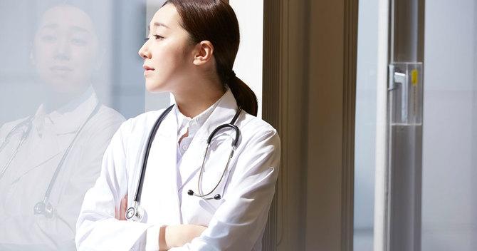 現在の医療現場は女医には厳しい