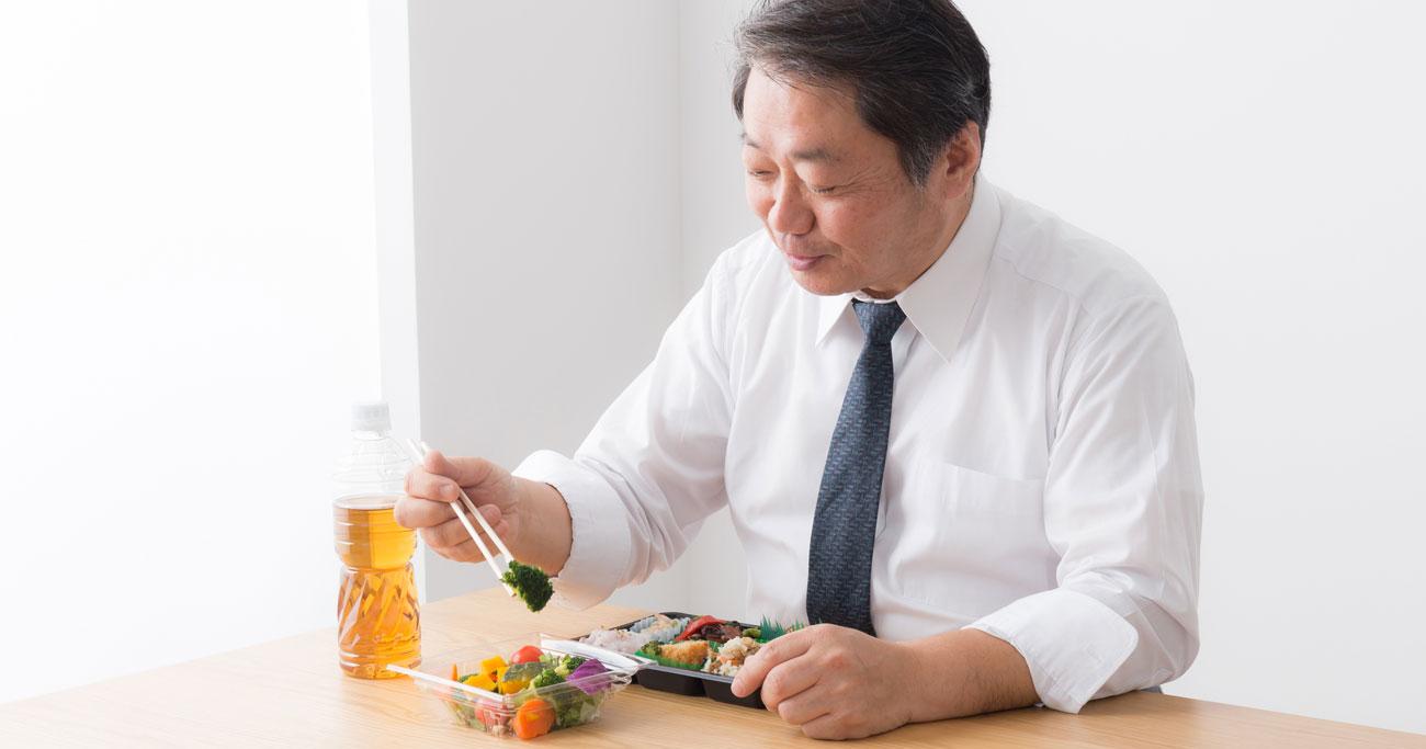「1日5食」が糖尿病を防ぐ、と医師が勧める理由