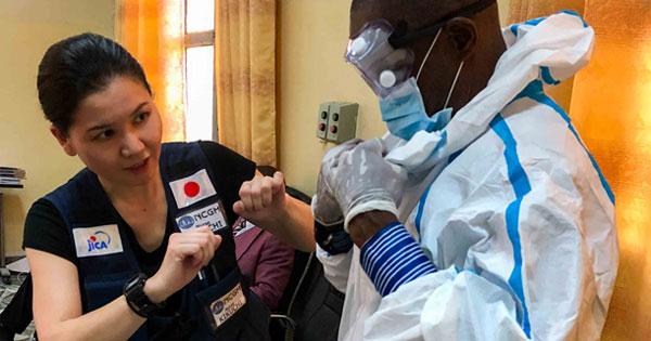 コンゴのエボラ拡大で日本も対策チーム派遣、「4つの戦略」で封じ込めろ!