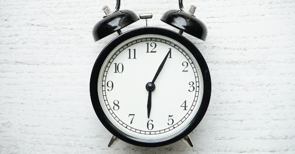 起きたい時刻に目覚める能力を、人間は本来持っている!