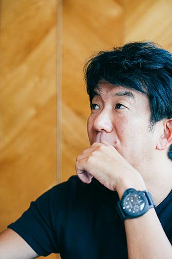 ビジネスデザイナー濱口秀司が語る「大企業イノベーション最強説」