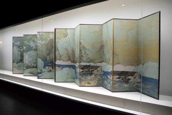東京国立近代美術館の所蔵展示作品