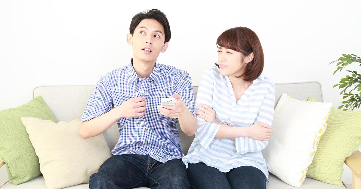 エアコン嫌いの冷え性妻に夫は合わせるべきか