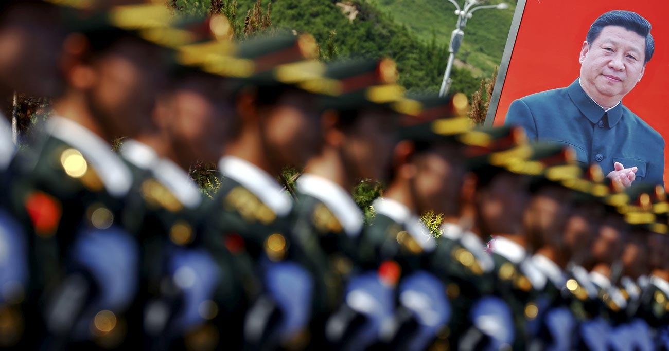 中国習近平の「強軍戦略」、米国の優位脅かす