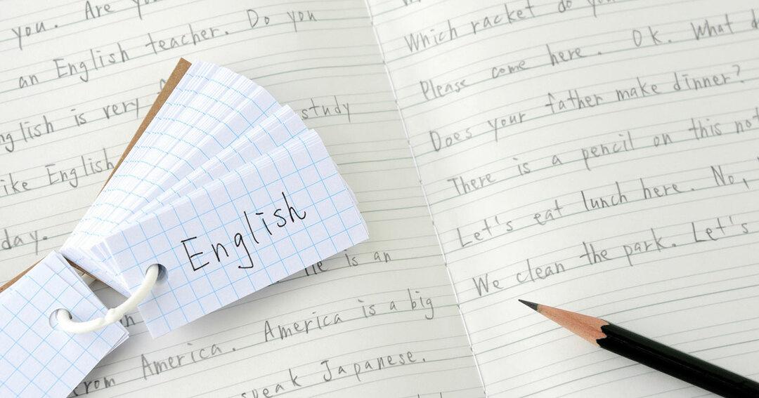 英文法を学べば、単語を丸暗記しなくていい