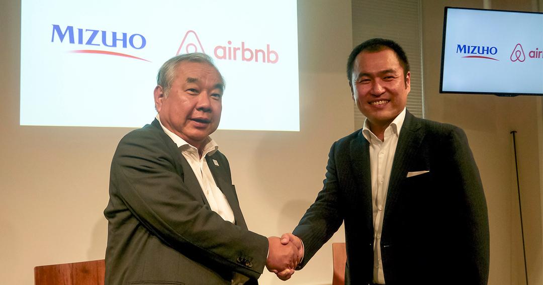 みずほ銀がAirbnbと連携し空き社宅を民泊化する真の狙い