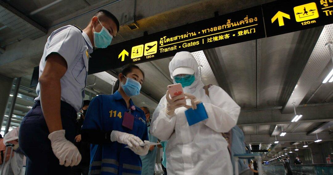 いま世界で安全な国はありません。写真はタイ・バンコクのスワンナプーム空港
